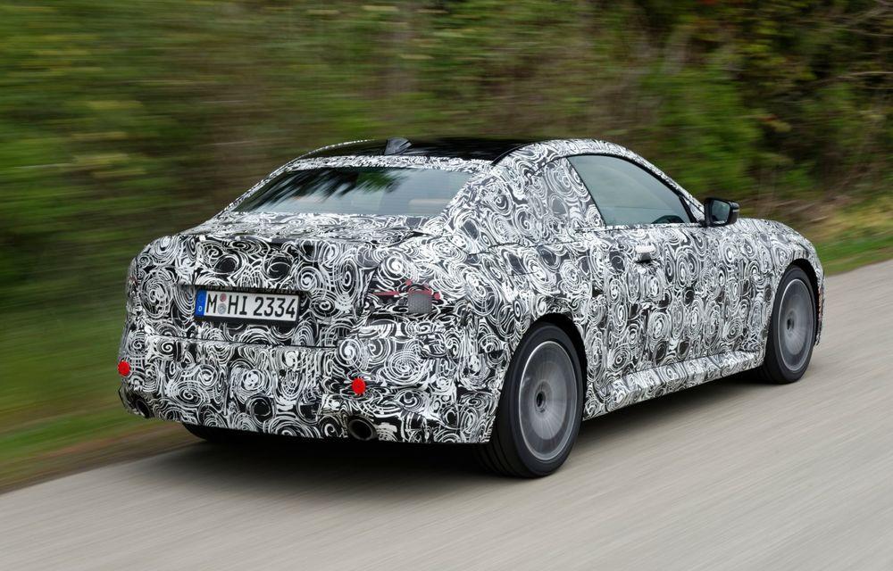 Noua generație BMW Seria 2 Coupe încheie testele și reglajele dinamice. Producția începe la finalul verii - Poza 6