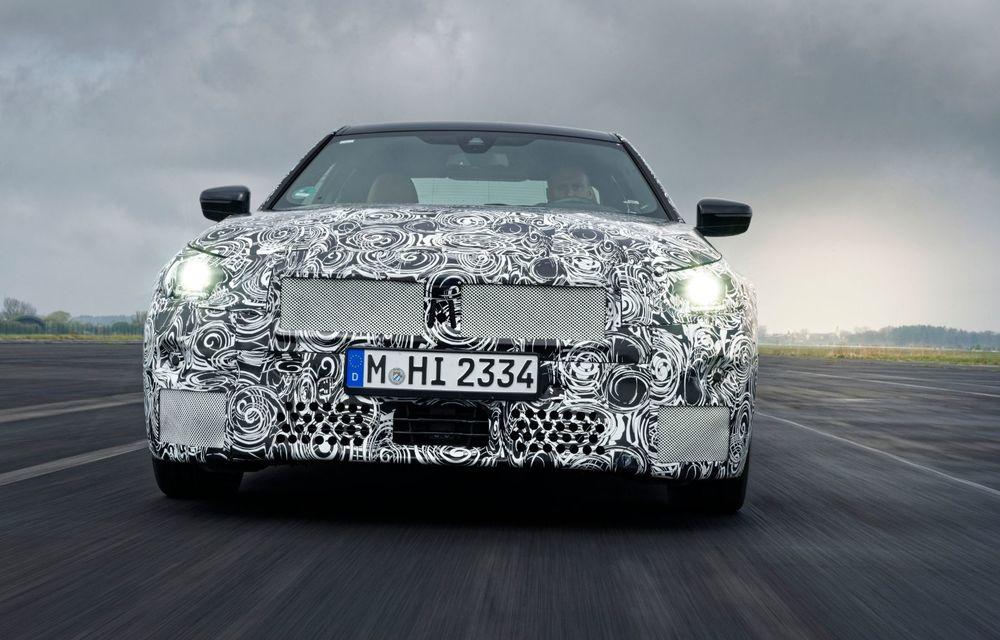 Noua generație BMW Seria 2 Coupe încheie testele și reglajele dinamice. Producția începe la finalul verii - Poza 8