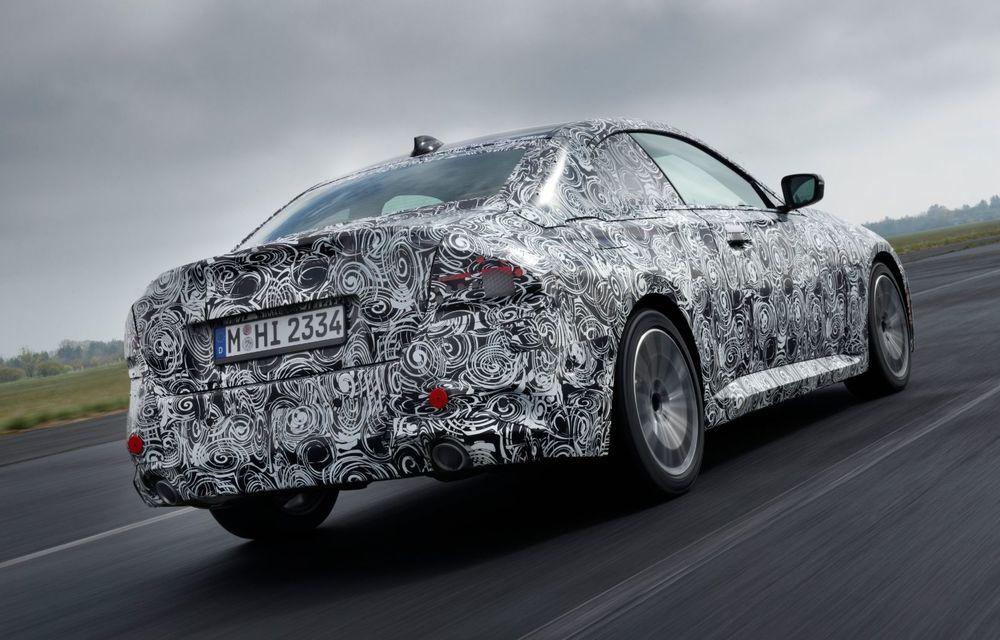 Noua generație BMW Seria 2 Coupe încheie testele și reglajele dinamice. Producția începe la finalul verii - Poza 10