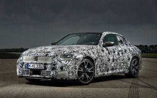 Noua generație BMW Seria 2 Coupe încheie testele și reglajele dinamice. Producția începe la finalul verii
