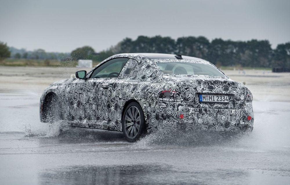 Noua generație BMW Seria 2 Coupe încheie testele și reglajele dinamice. Producția începe la finalul verii - Poza 4