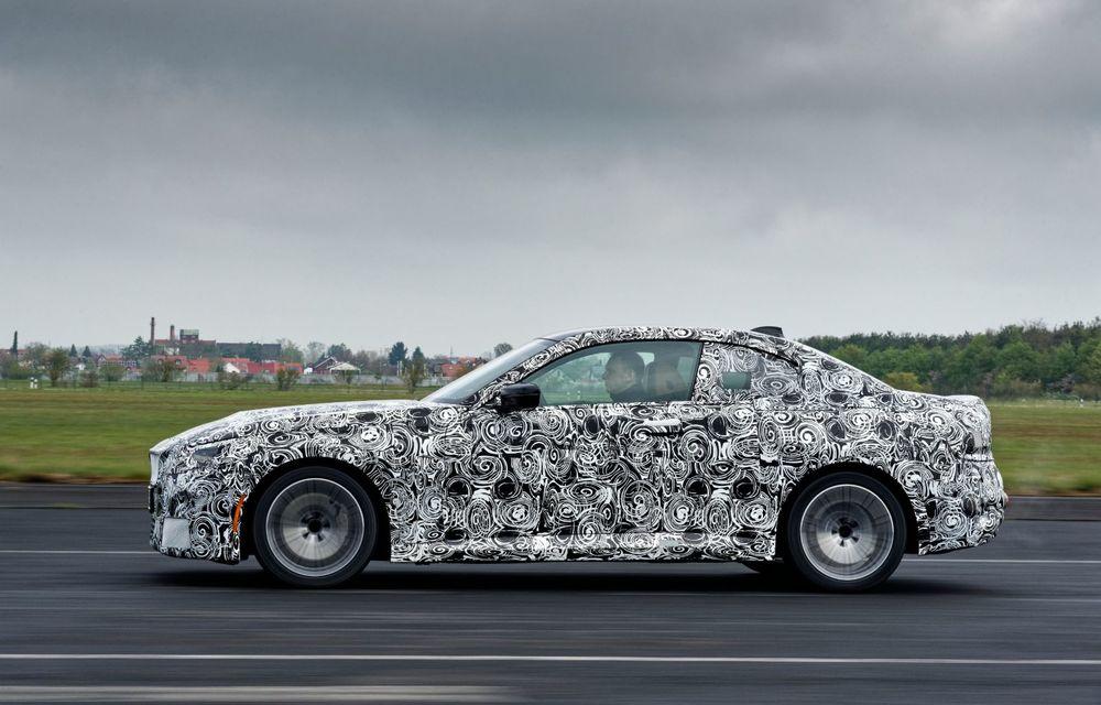 Noua generație BMW Seria 2 Coupe încheie testele și reglajele dinamice. Producția începe la finalul verii - Poza 9