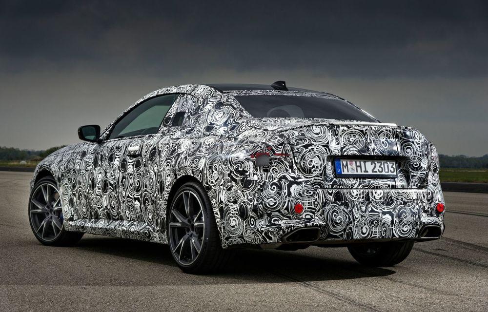 Noua generație BMW Seria 2 Coupe încheie testele și reglajele dinamice. Producția începe la finalul verii - Poza 11