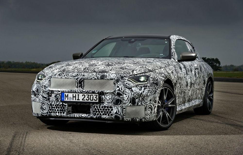 Noua generație BMW Seria 2 Coupe încheie testele și reglajele dinamice. Producția începe la finalul verii - Poza 14