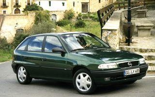 Opel Astra la aniversare: modelul compact împlinește 30 de ani de la debut