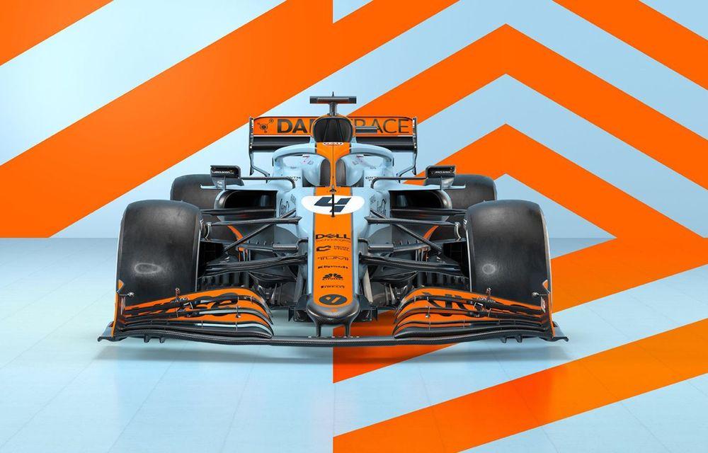 Monoposturile McLaren vor avea o grafică specială pentru Marele Premiu de Formula 1 al Principatului Monaco - Poza 2