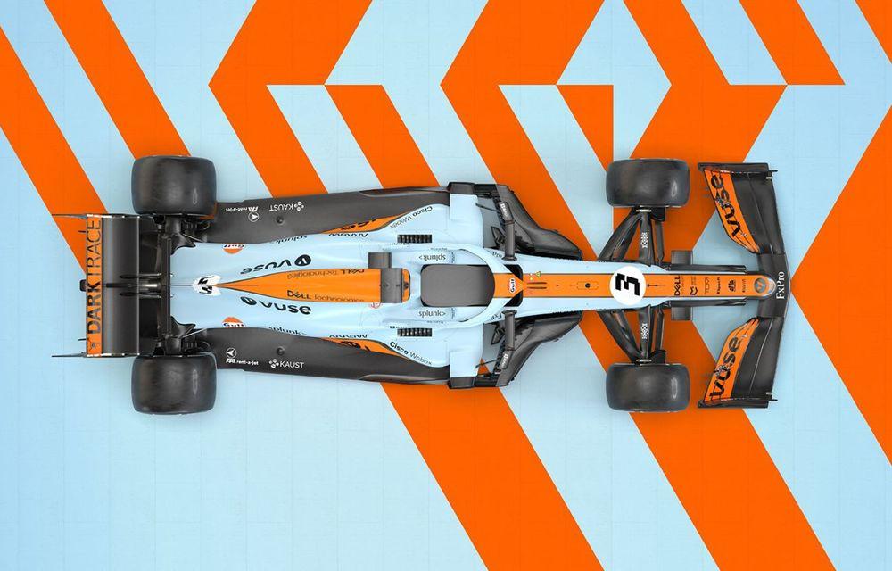 Monoposturile McLaren vor avea o grafică specială pentru Marele Premiu de Formula 1 al Principatului Monaco - Poza 4