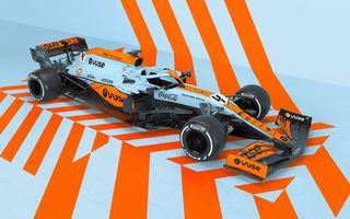 Monoposturile McLaren vor avea o grafică specială pentru Marele Premiu de Formula 1 al Principatului Monaco