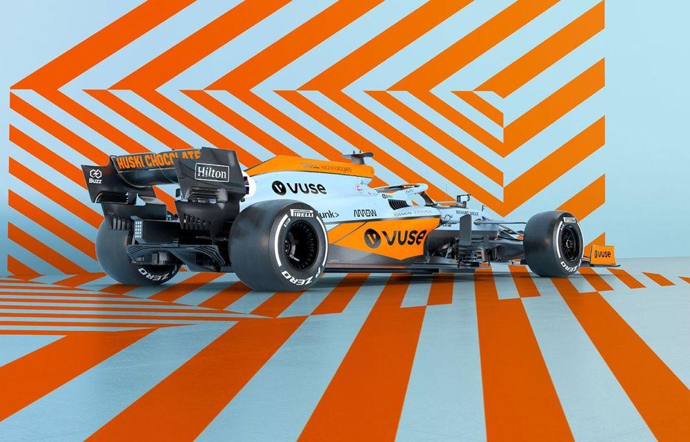 Monoposturile McLaren vor avea o grafică specială pentru Marele Premiu de Formula 1 al Principatului Monaco - Poza 3