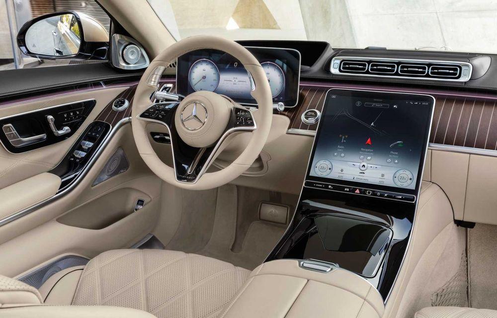 OFICIAL: Mercedes-Maybach S680 debutează cu motor V12, 612 CP și 217.000 de euro preț de pornire - Poza 6