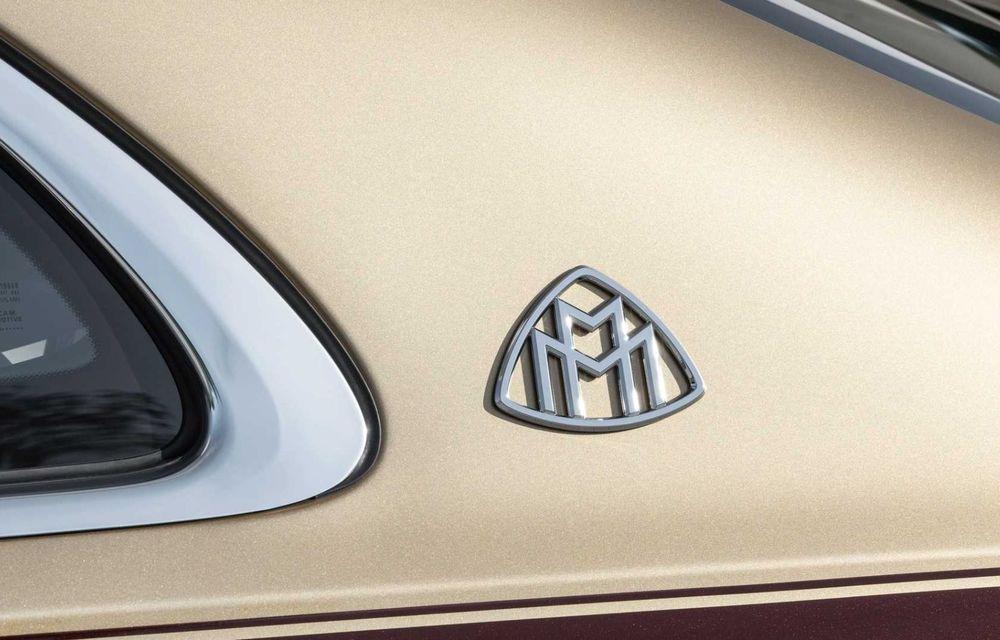 OFICIAL: Mercedes-Maybach S680 debutează cu motor V12, 612 CP și 217.000 de euro preț de pornire - Poza 11