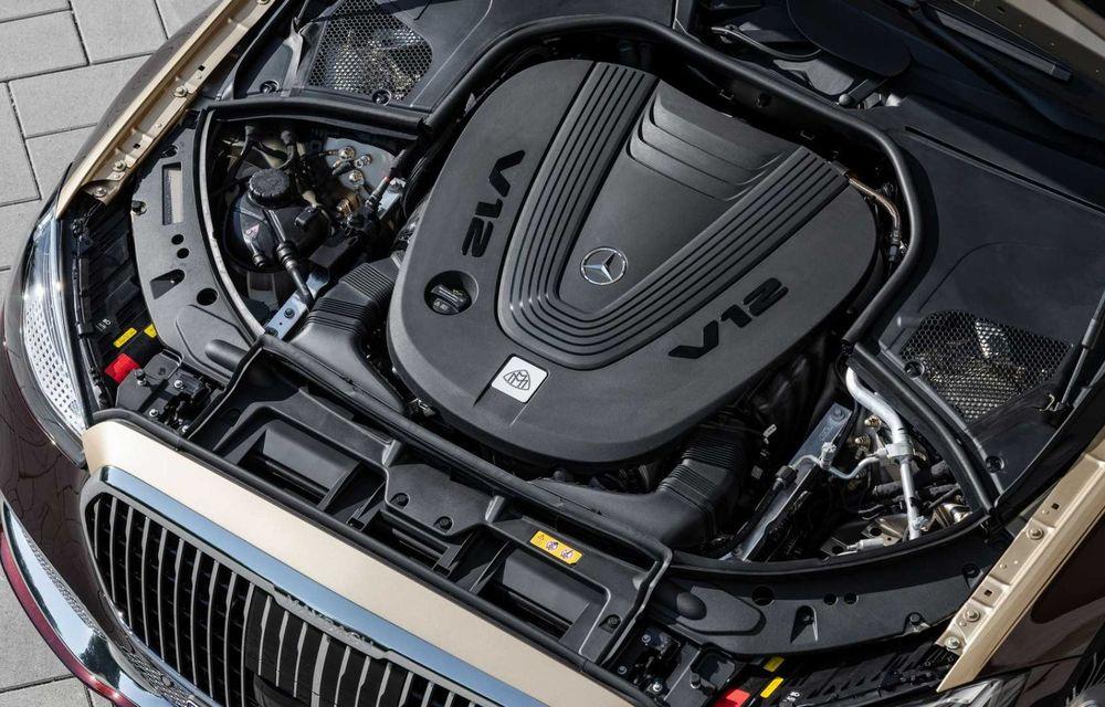 OFICIAL: Mercedes-Maybach S680 debutează cu motor V12, 612 CP și 217.000 de euro preț de pornire - Poza 10