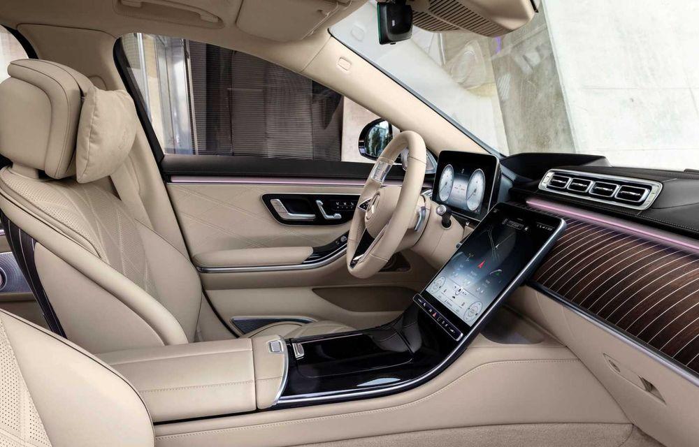 OFICIAL: Mercedes-Maybach S680 debutează cu motor V12, 612 CP și 217.000 de euro preț de pornire - Poza 7