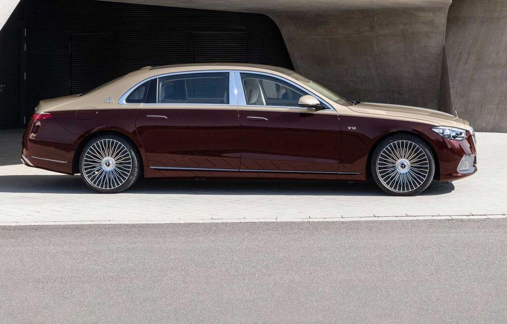 OFICIAL: Mercedes-Maybach S680 debutează cu motor V12, 612 CP și 217.000 de euro preț de pornire - Poza 4