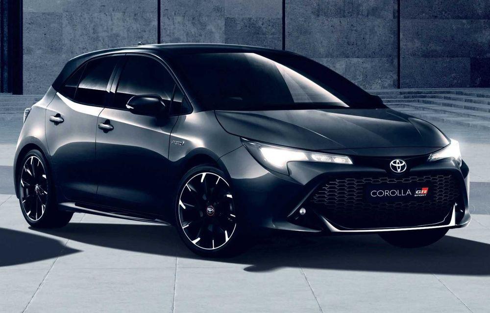 Toyota lansează noile Corolla și C-HR Black Edition - Poza 1
