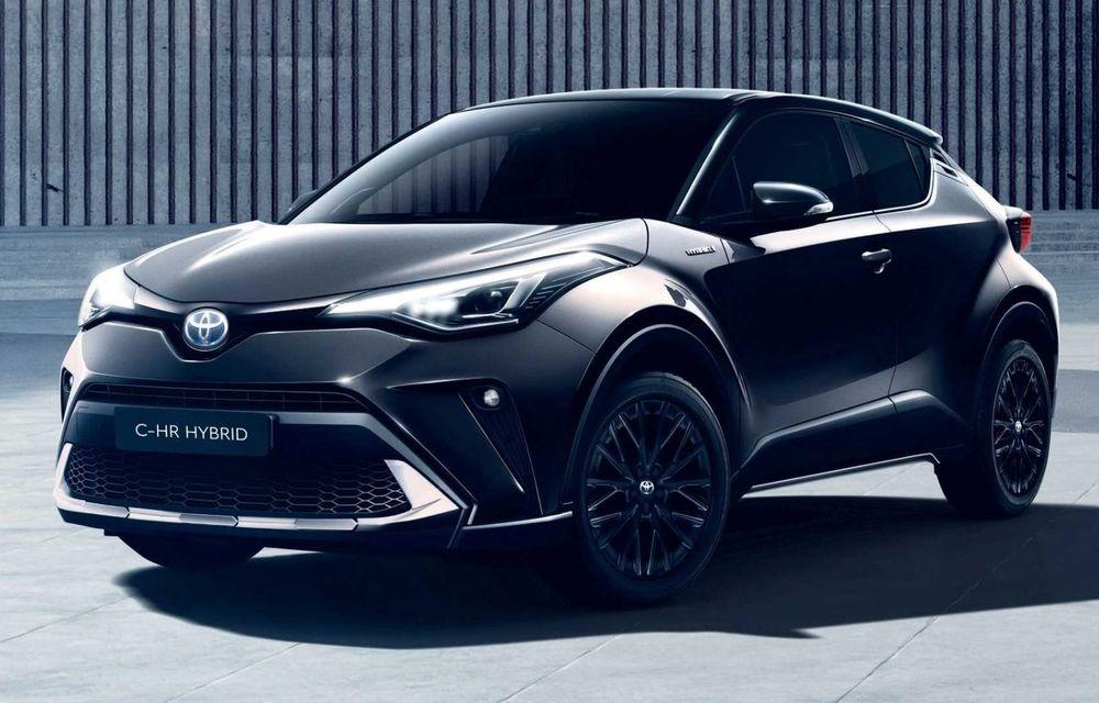Toyota lansează noile Corolla și C-HR Black Edition - Poza 2