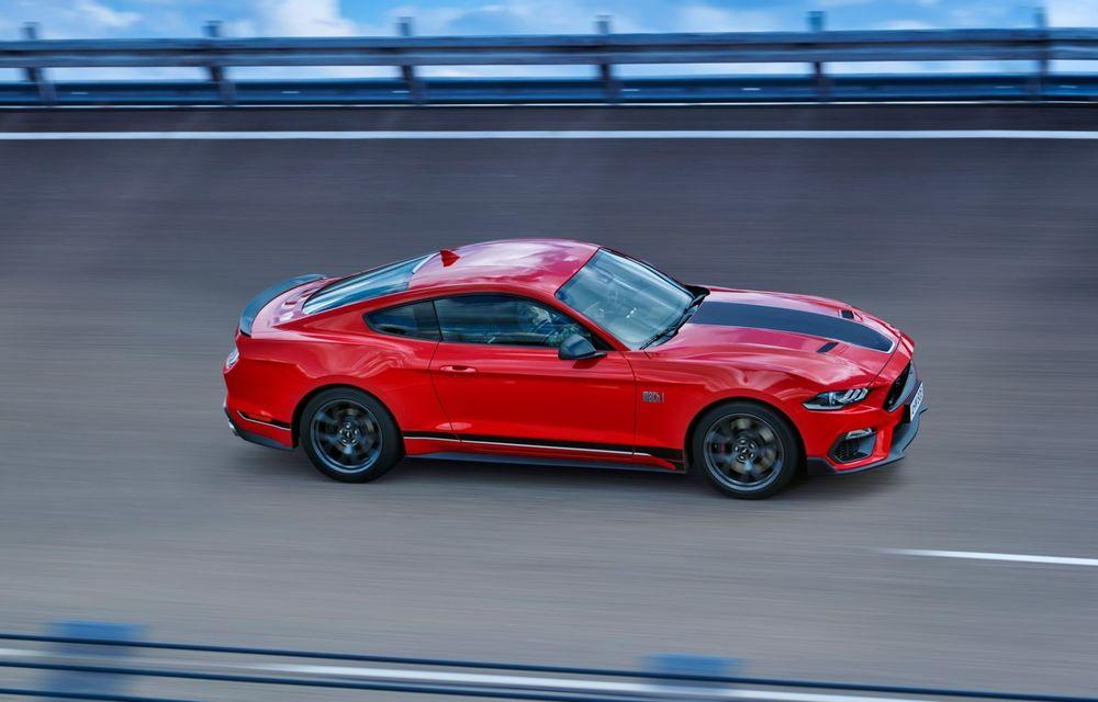 Ford a demarat livrările noului Mustang Mach 1 în Europa. La noi în țară pornește de la 59.000 de euro - Poza 6