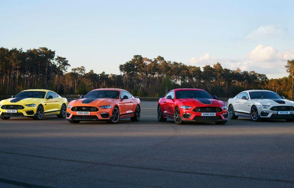 Ford a demarat livrările noului Mustang Mach 1 în Europa. La noi în țară pornește de la 59.000 de euro - Poza 2