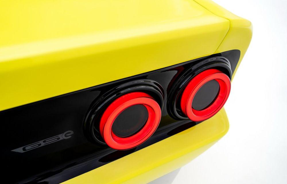 Opel Manta GSe ElektroMod: concept electric cu design retro, 200 km autonomie și transmisie manuală - Poza 11
