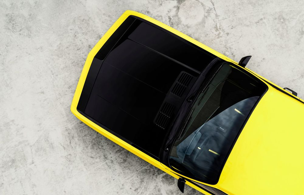 Opel Manta GSe ElektroMod: concept electric cu design retro, 200 km autonomie și transmisie manuală - Poza 13