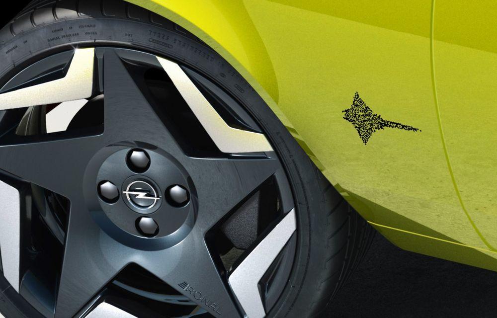 Opel Manta GSe ElektroMod: concept electric cu design retro, 200 km autonomie și transmisie manuală - Poza 14