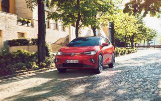 Noul Volkswagen ID.4 GTX este disponibil pentru precomandă. Start de la 50.000 de euro în Germania