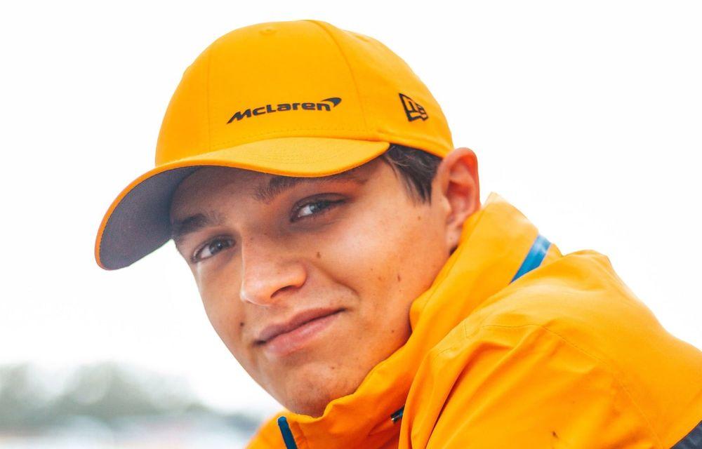 """McLaren prelungește colaborarea cu Lando Norris: contract """"multianual"""" pentru britanic - Poza 1"""