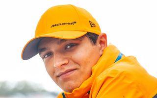 """McLaren prelungește colaborarea cu Lando Norris: contract """"multianual"""" pentru britanic"""