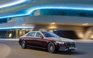 Prețuri Mercedes-Maybach Clasa S în România: versiunea cu motor V12 pornește de la 227.500 de euro
