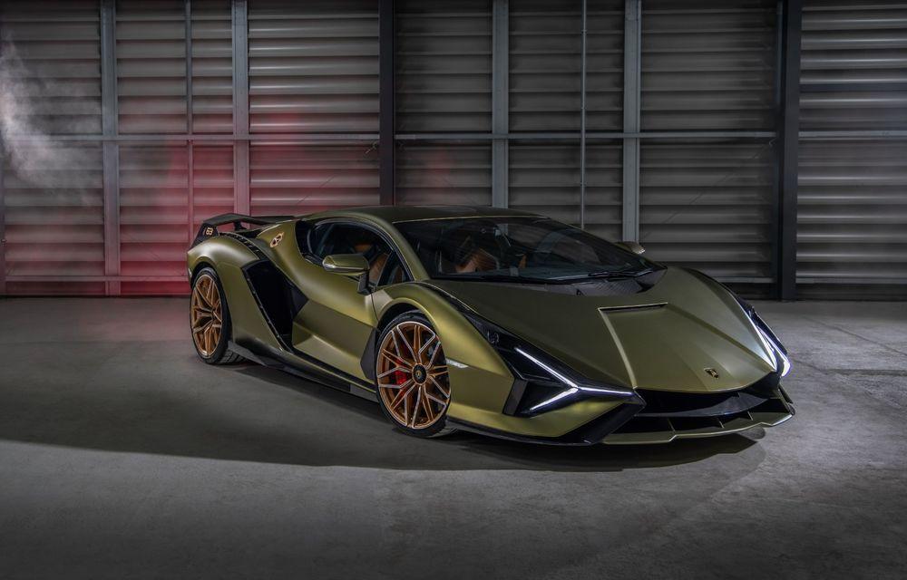 Planurile de electrificare Lamborghini: primul hibrid de serie în 2023 și primul model electric după 2025 - Poza 1