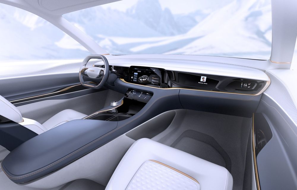 Stellantis și Foxconn, furnizor pentru Apple, vor dezvolta împreună sisteme multimedia - Poza 1