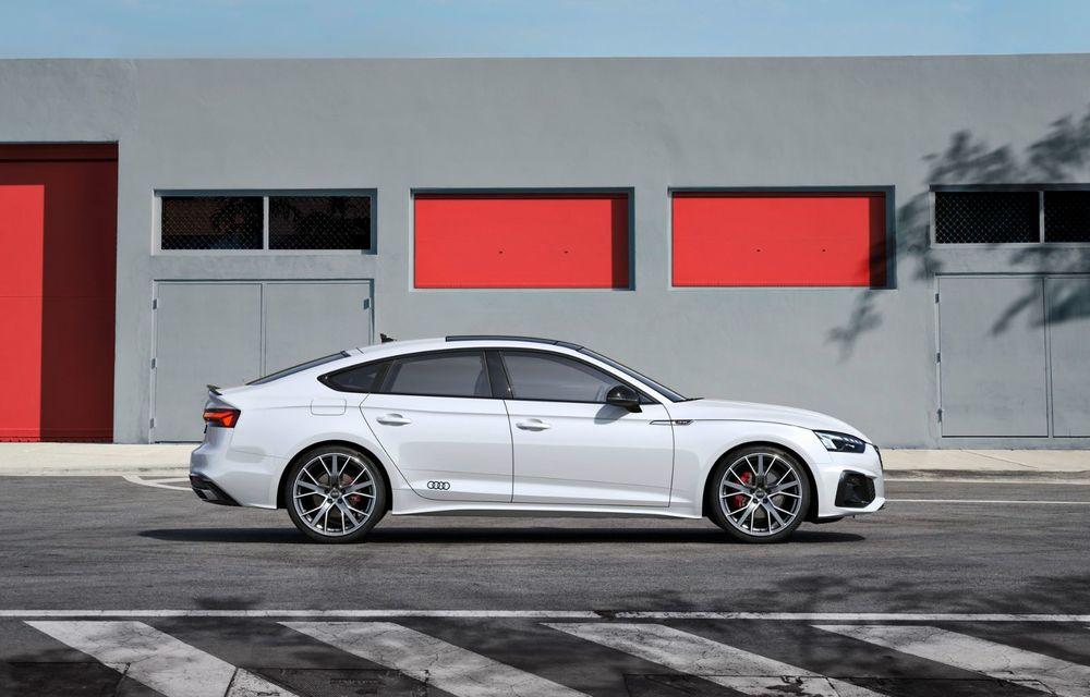 Îmbunătățiri pentru mai multe modele Audi. Q7 și Q8 au primit pachetul Competiton Plus - Poza 22