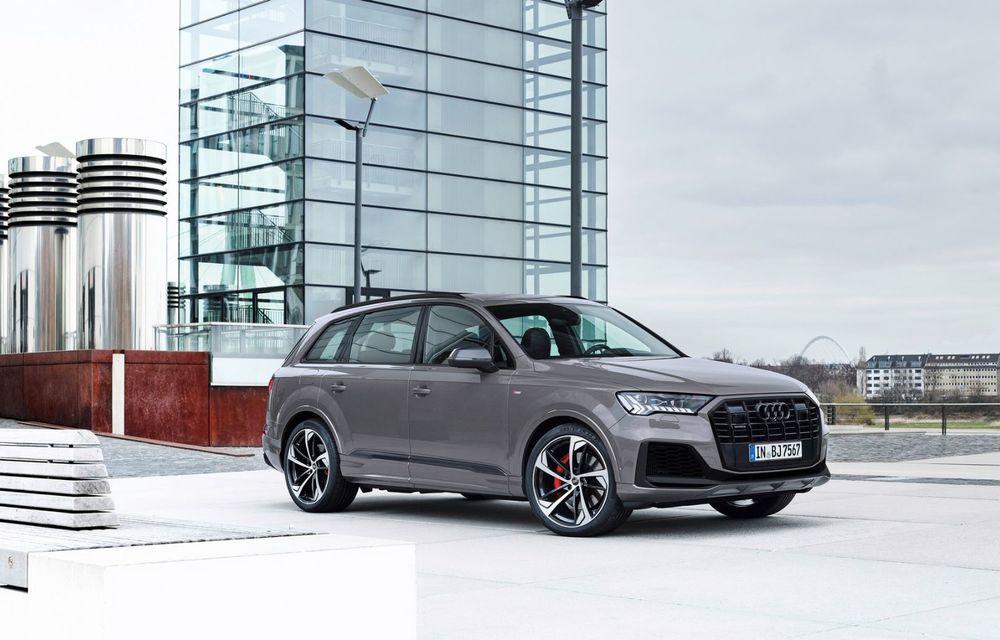 Îmbunătățiri pentru mai multe modele Audi. Q7 și Q8 au primit pachetul Competiton Plus - Poza 11