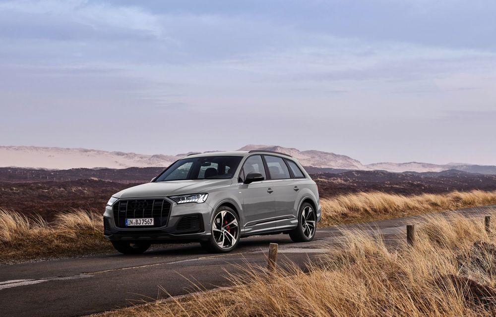 Îmbunătățiri pentru mai multe modele Audi. Q7 și Q8 au primit pachetul Competiton Plus - Poza 10