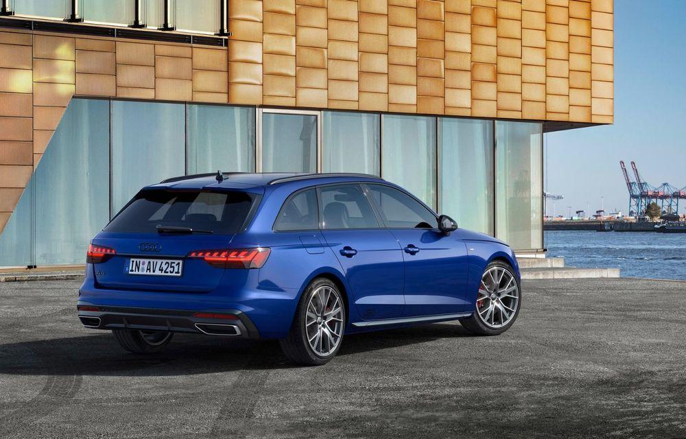 Îmbunătățiri pentru mai multe modele Audi. Q7 și Q8 au primit pachetul Competiton Plus - Poza 21