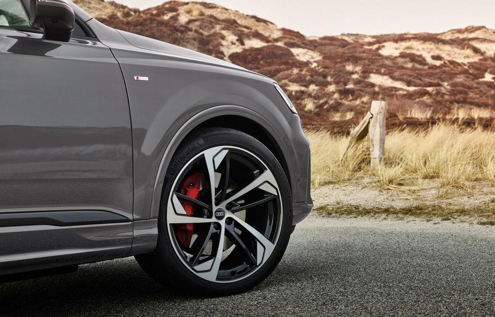 Îmbunătățiri pentru mai multe modele Audi. Q7 și Q8 au primit pachetul Competiton Plus - Poza 17