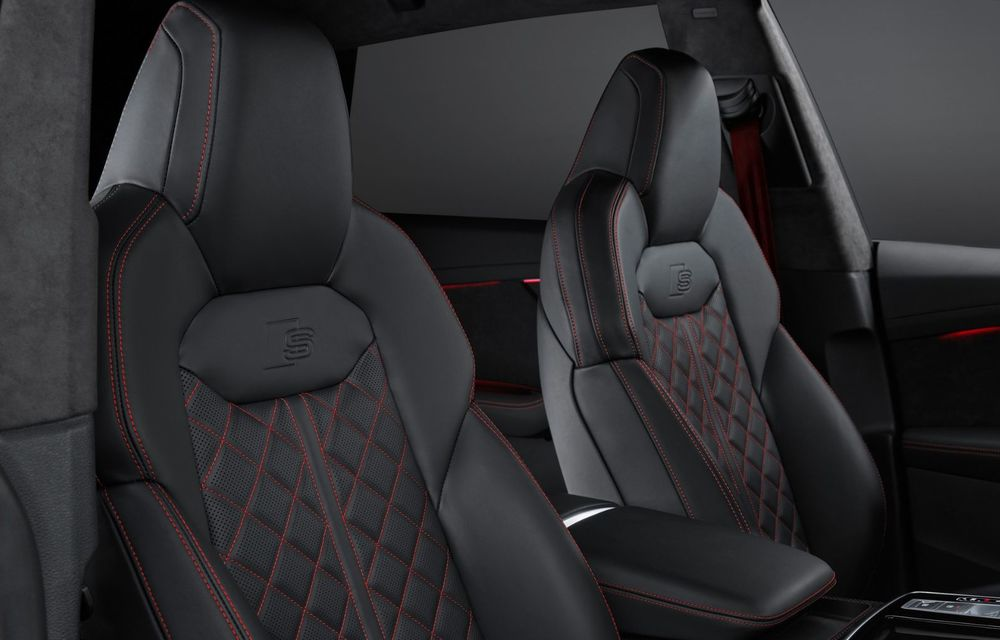 Îmbunătățiri pentru mai multe modele Audi. Q7 și Q8 au primit pachetul Competiton Plus - Poza 14