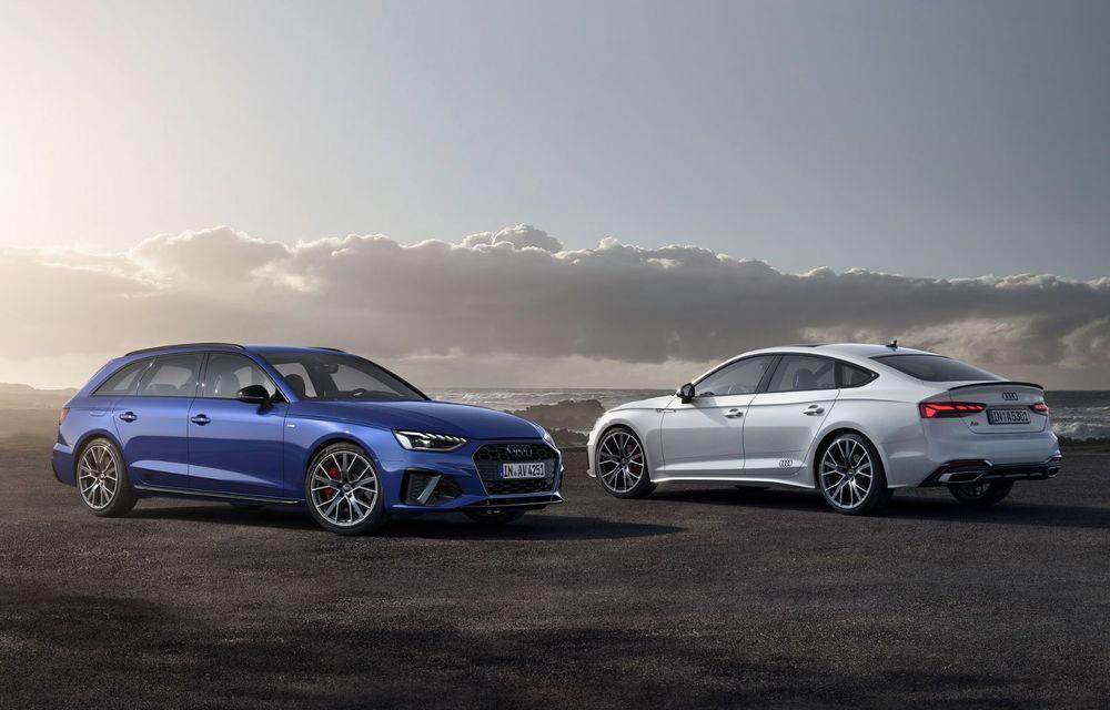 Îmbunătățiri pentru mai multe modele Audi. Q7 și Q8 au primit pachetul Competiton Plus - Poza 19