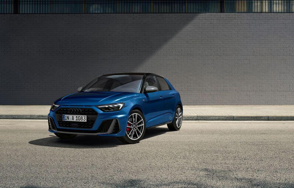 Îmbunătățiri pentru mai multe modele Audi. Q7 și Q8 au primit pachetul Competiton Plus - Poza 18