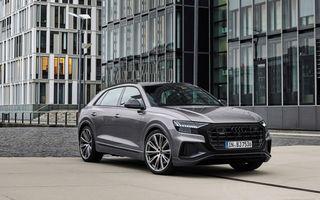 Îmbunătățiri pentru mai multe modele Audi. Q7 și Q8 au primit pachetul Competiton Plus