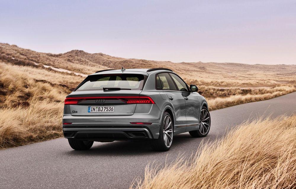 Îmbunătățiri pentru mai multe modele Audi. Q7 și Q8 au primit pachetul Competiton Plus - Poza 7