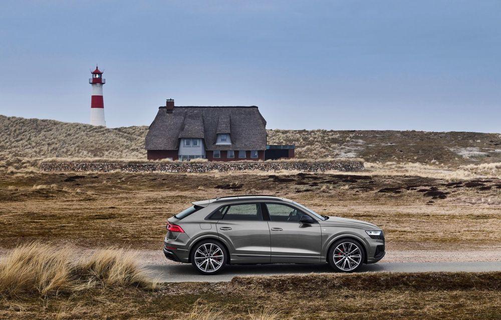 Îmbunătățiri pentru mai multe modele Audi. Q7 și Q8 au primit pachetul Competiton Plus - Poza 9