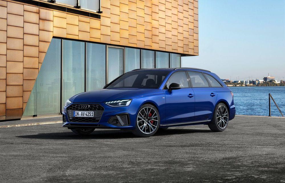 Îmbunătățiri pentru mai multe modele Audi. Q7 și Q8 au primit pachetul Competiton Plus - Poza 20