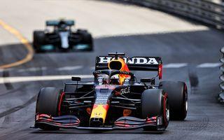 Max Verstappen, pentru prima dată învingător la Monaco. Sainz și Norris completează podiumul