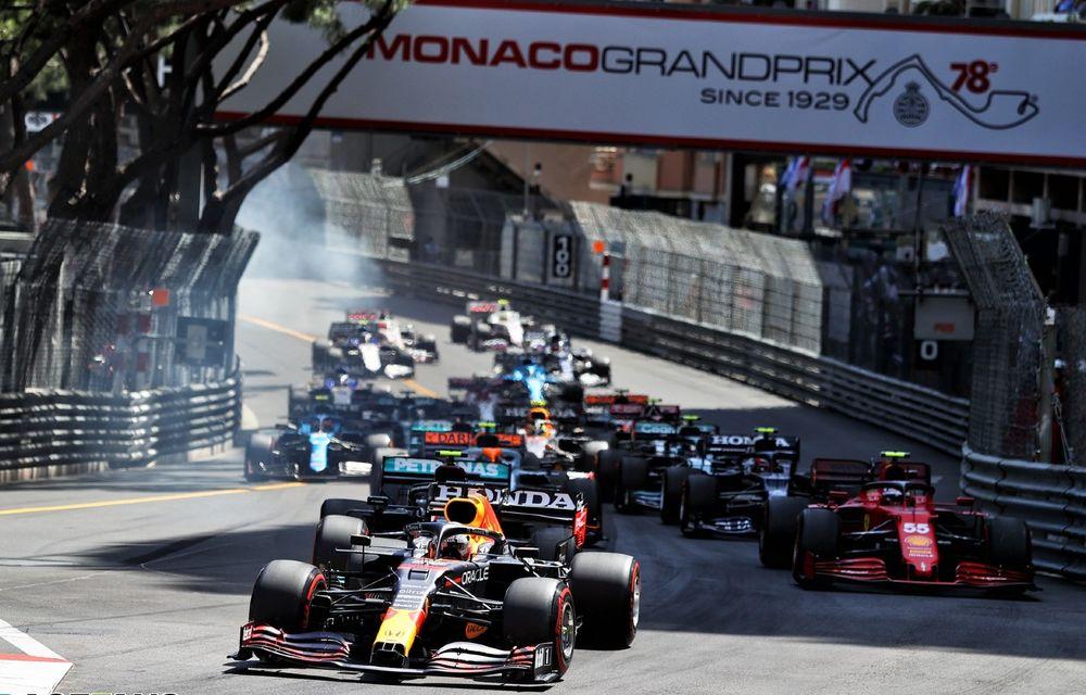 Max Verstappen, pentru prima dată învingător la Monaco. Sainz și Norris completează podiumul - Poza 2
