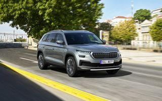 Prețuri Skoda Kodiaq facelift în România: start de la 27.000 euro