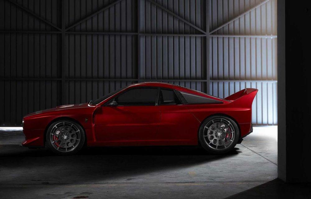 Kimera EVO37: reinterpretarea modernă a celebrei Lancia 037 are peste 500 de cai putere - Poza 10