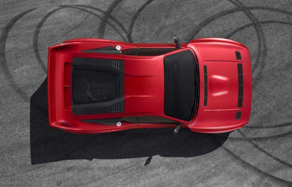 Kimera EVO37: reinterpretarea modernă a celebrei Lancia 037 are peste 500 de cai putere - Poza 12