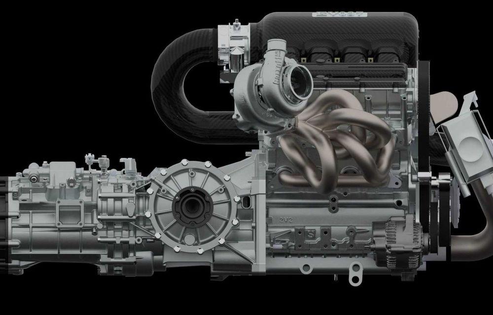 Kimera EVO37: reinterpretarea modernă a celebrei Lancia 037 are peste 500 de cai putere - Poza 7