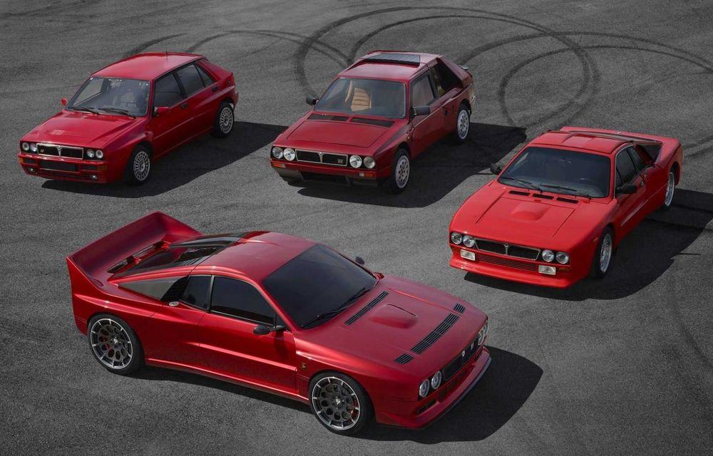 Kimera EVO37: reinterpretarea modernă a celebrei Lancia 037 are peste 500 de cai putere - Poza 6